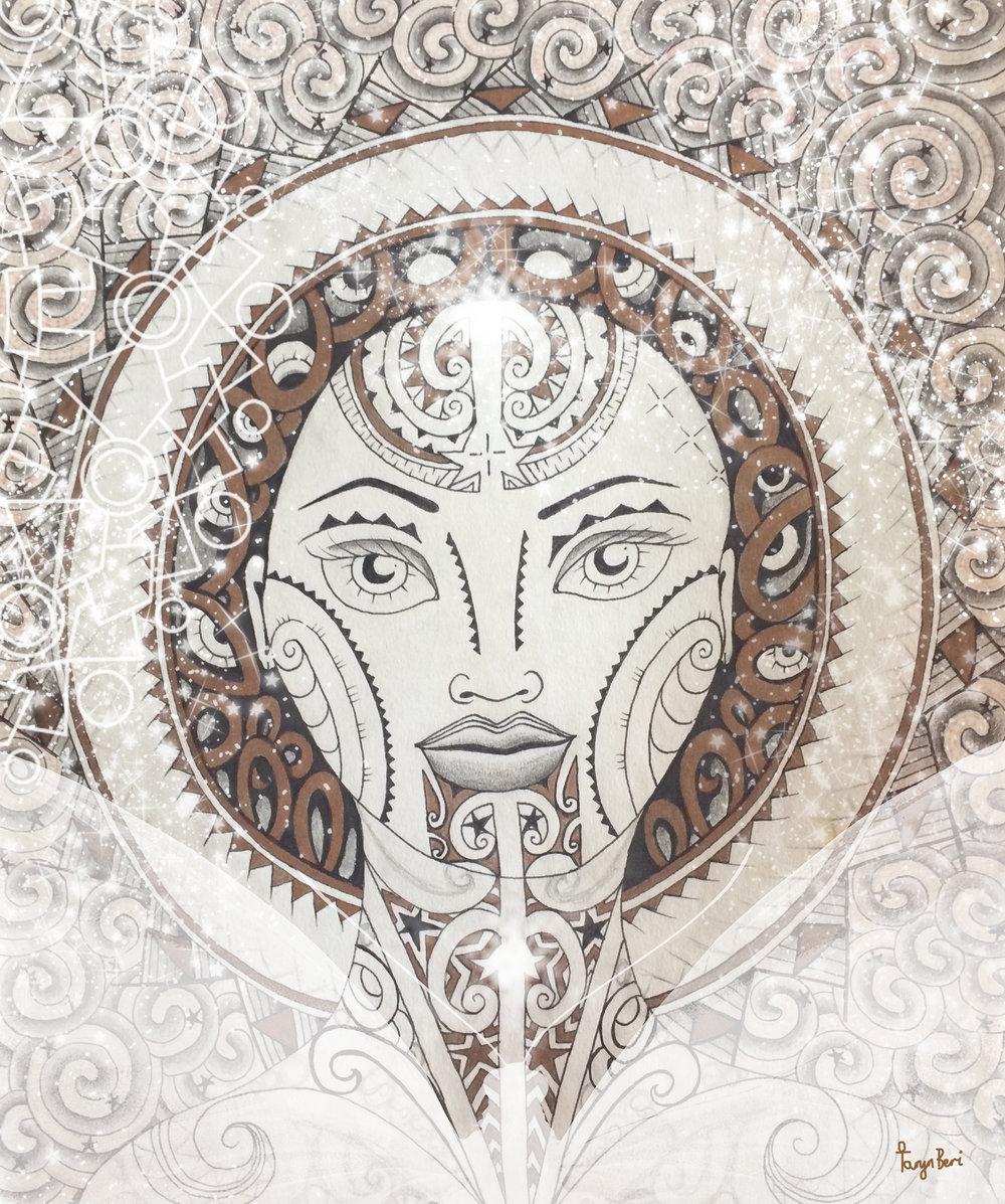 'Star Queen'  by Taryn Beri.