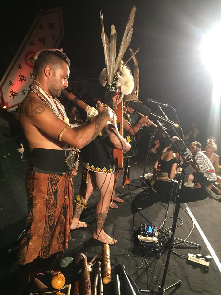 maori performance art