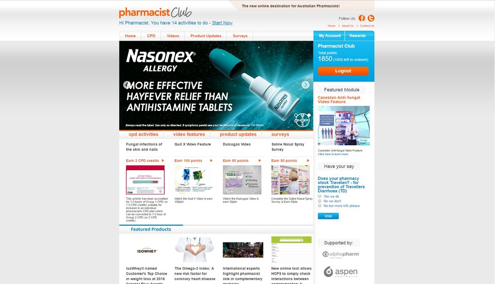 Pharmacist Club homepage.jpg