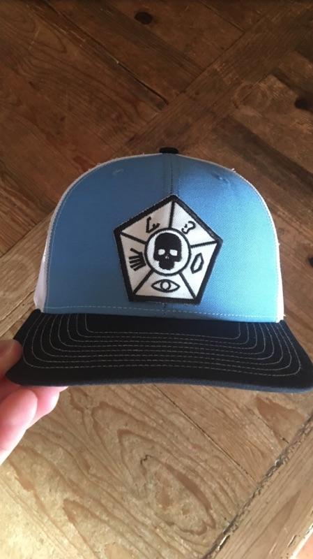 Hyper Logo truck hat