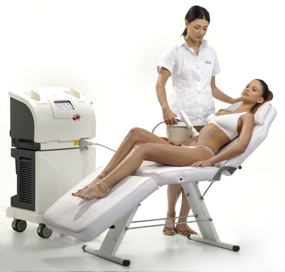 Laser Treatment - Kinga's Organic Medi Spa