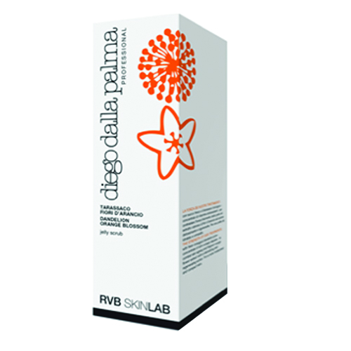 RVB SKINLAB Dandelion Orange Blossom Jelly Scrub