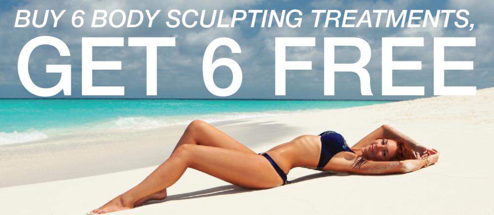 Body Sculpting Promo