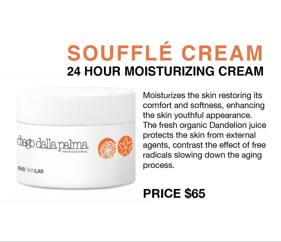 Soufflé Cream