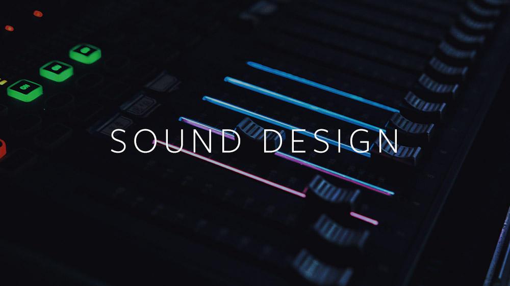 Sound conveys depth and emotion, reinforces interactions, guides users through alien landscapes, and even creates the illusion of tactile sensation.