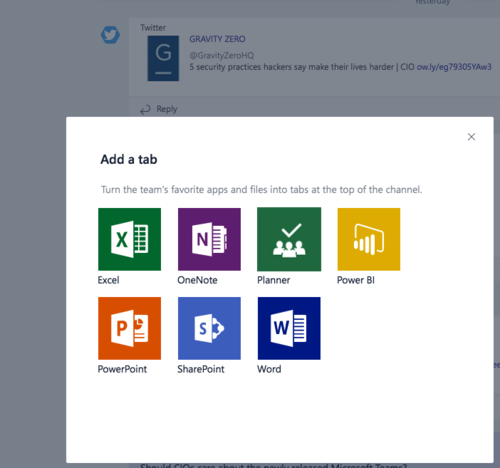 Should CIOs care about the newly released Microsoft Teams