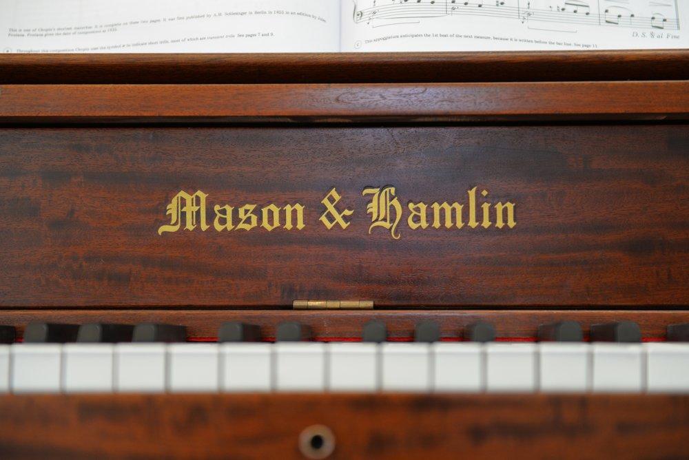 Mason & Hamlin 1916
