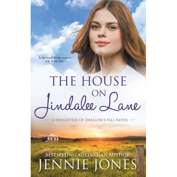 THE HOUSE ON JINDALEE LANE by Jennie Jones, edited by Bernadette Foley, published by Harlequin Mira, 2017