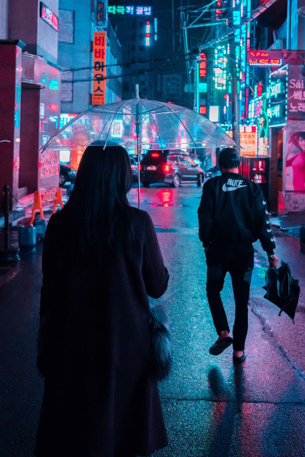 South Korea Neon Signs