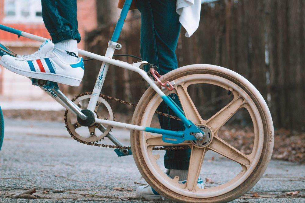 '80s BMX Bike