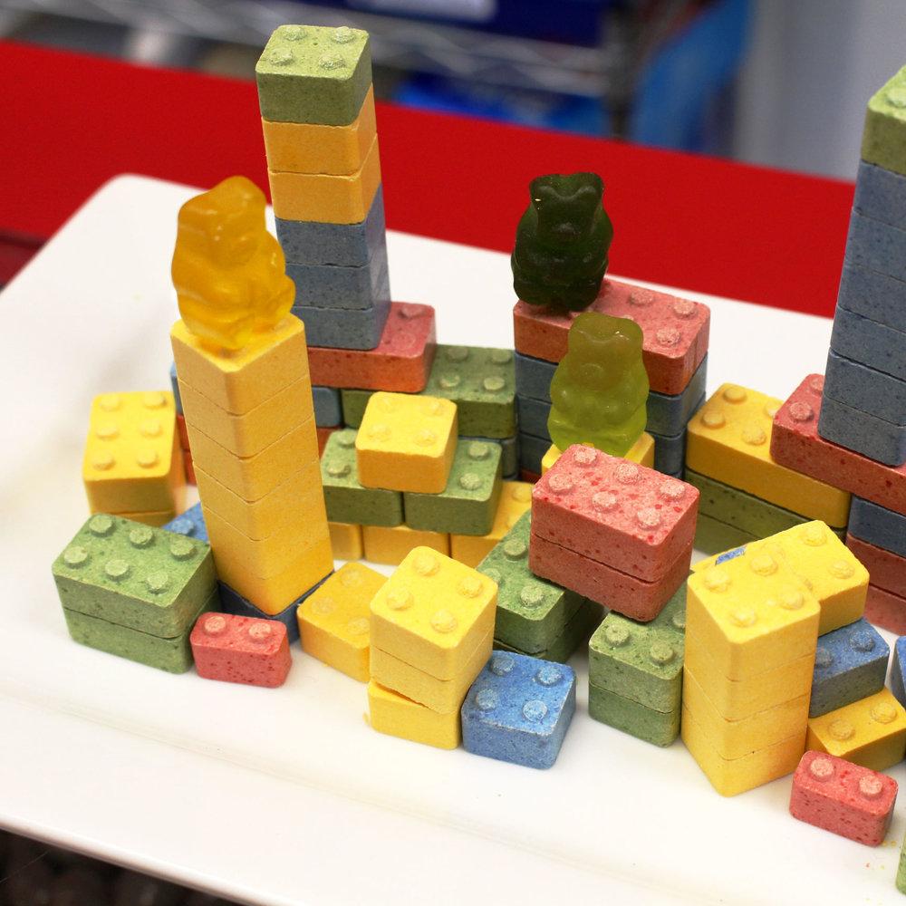Candy Blocks -