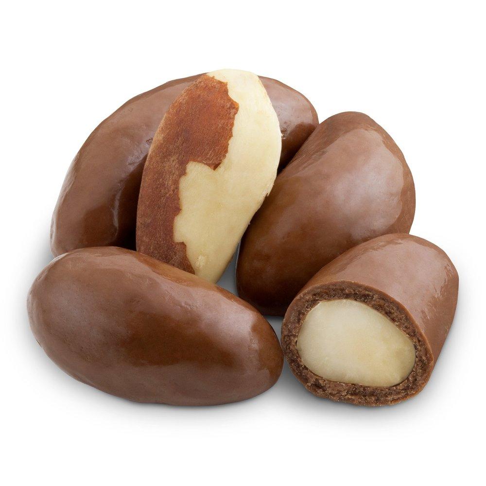 Brazil Nuts - Milk / Dark / White Chocolate