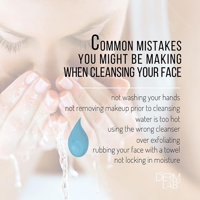 💦 Washing your face seems like the simplest task of your skin care routine, right? However, there are many common mistakes made when cleansing. 💦  Here is a list of things to avoid when lathering up! 💯 • • • • • #thedermlabrx #skincare #skincareroutine #skingoals #skincaretips #skincareaddict #gilbertskincare #chandlerskincare #phoenixskincare #flawlessself #antiaging #antiagingskincare #smoothskin #selfcare #hydrafacial #squeakycleanpores