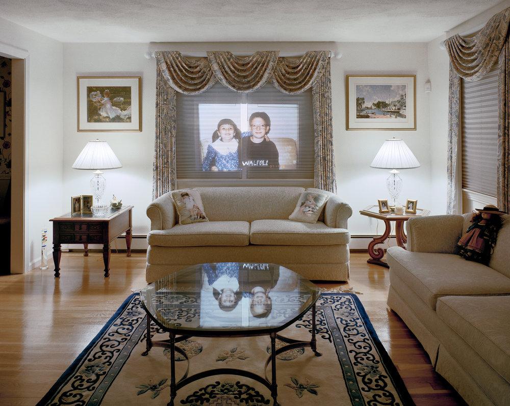 Living Room, 2004