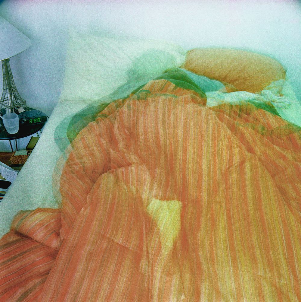 Bed, Day Street, 10 Hours, 2006