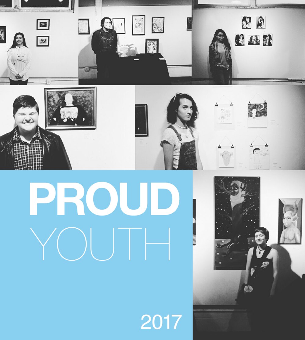 Proud Youth Promotion Card