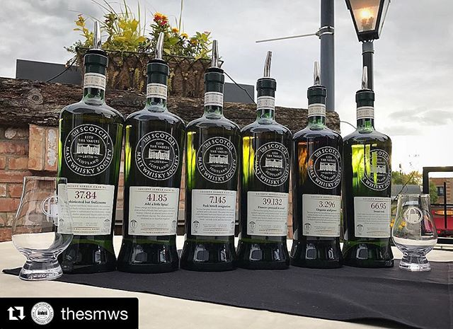 #Repost @thesmws ・・・ Were you amongst the lucky ones to preview September's Outturn in Chicago or Los Angeles recently? Here's the line up for those who may have missed the celebrations! #theSMWS