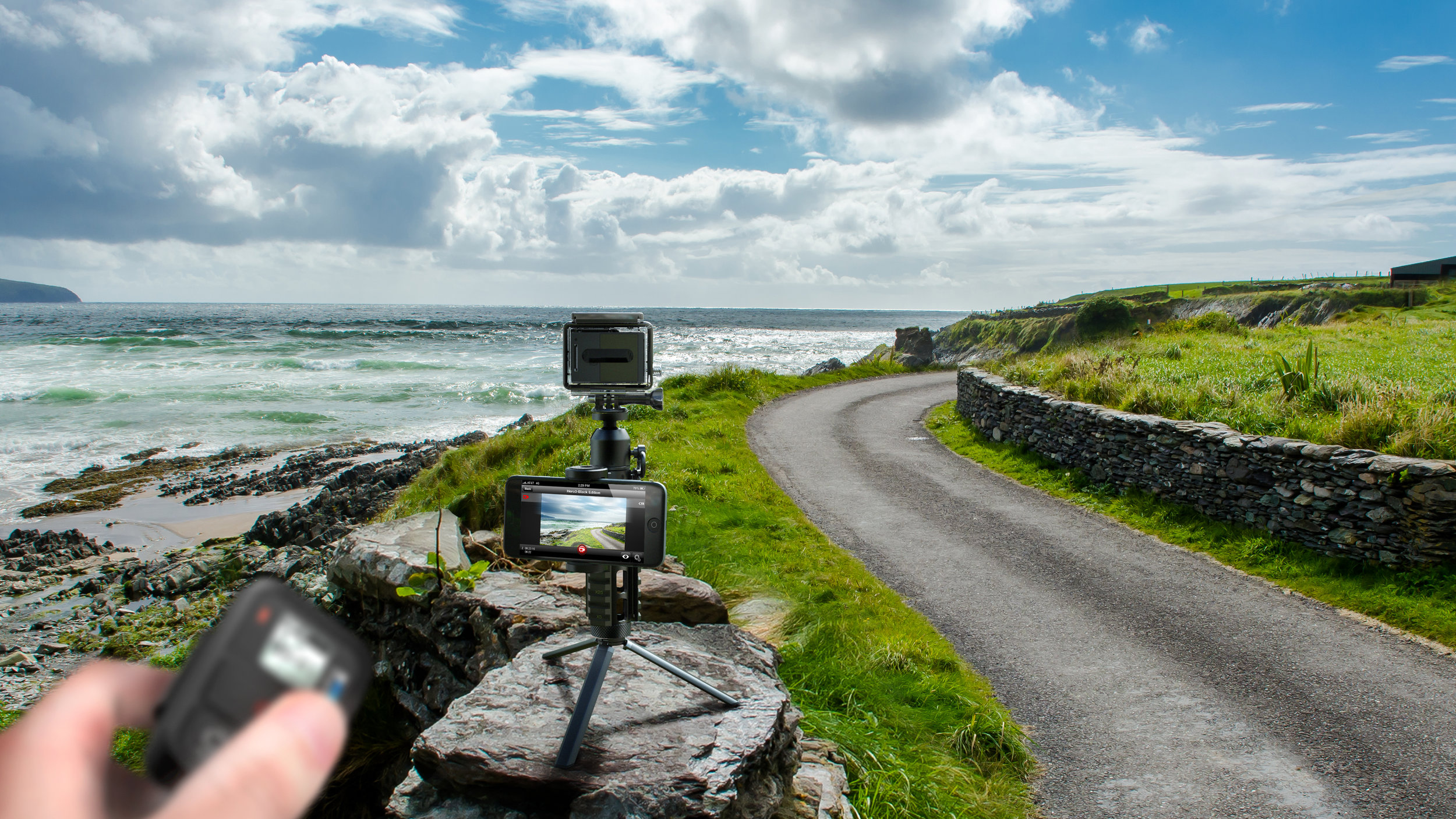 Time-lapse on the coast! — Pica-Gear
