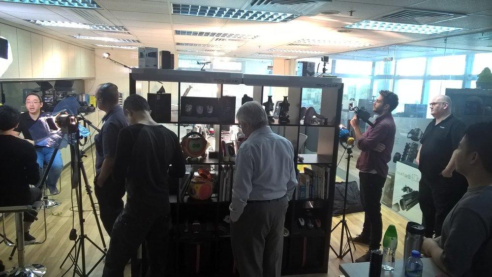 HKTDC at DI Studios