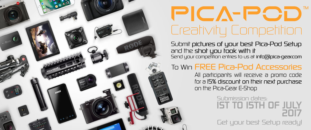Win a camera competition