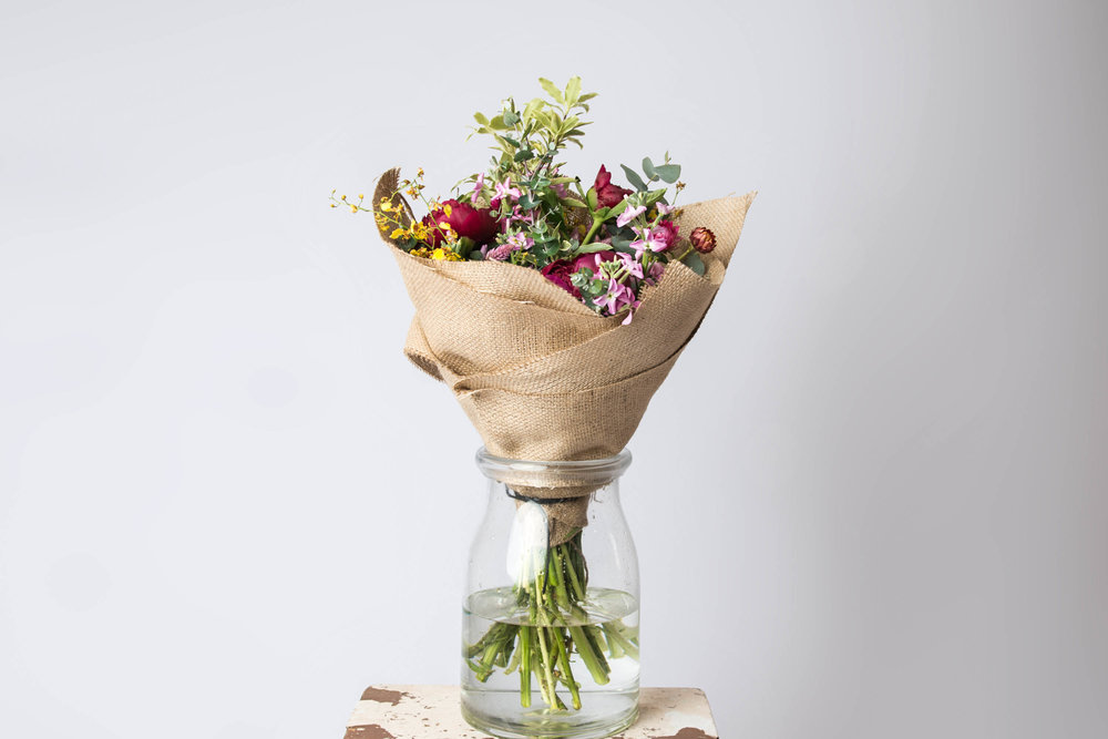 GOL: 15% off all bouquets