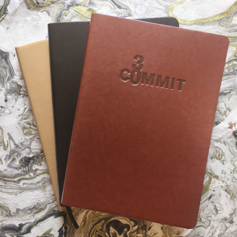 Commit30 Day Planner