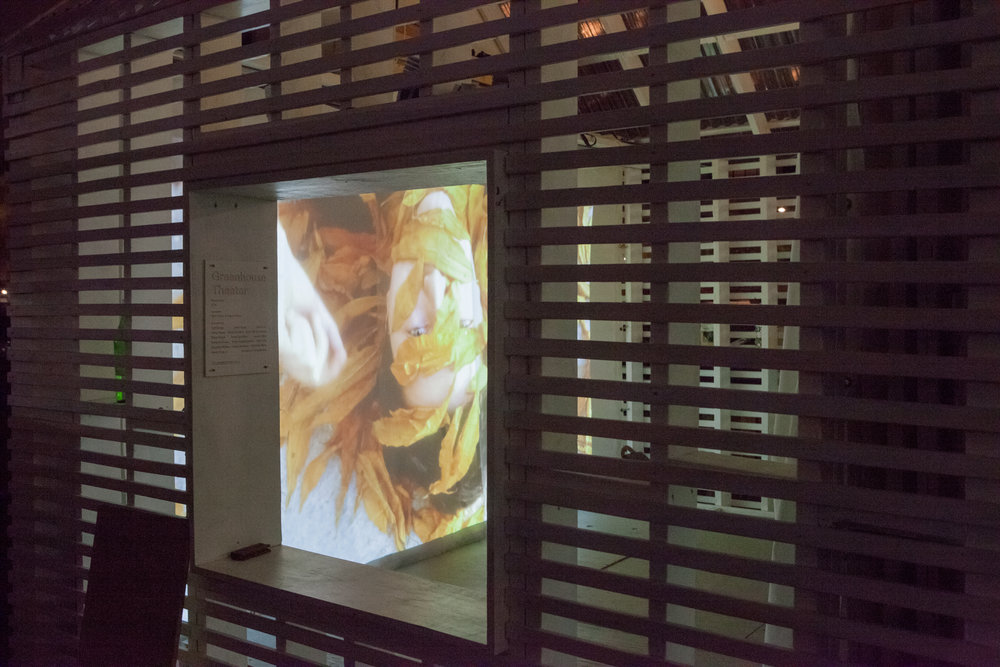 Biome Arts Presented   Paper Forest  , an evening of video artworks. All video artworks intersect themes of ecology, technology, and/or alternative systems of food, energy, and water.