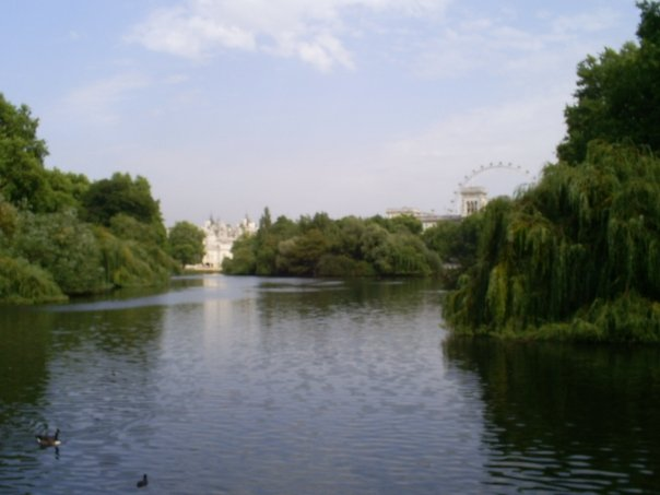 ...and St. James' Park