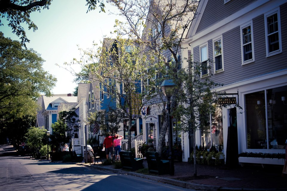 Nantucket, my new favorite place in the world.