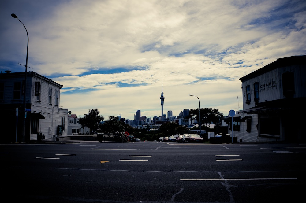 Yeah, this Auckland.