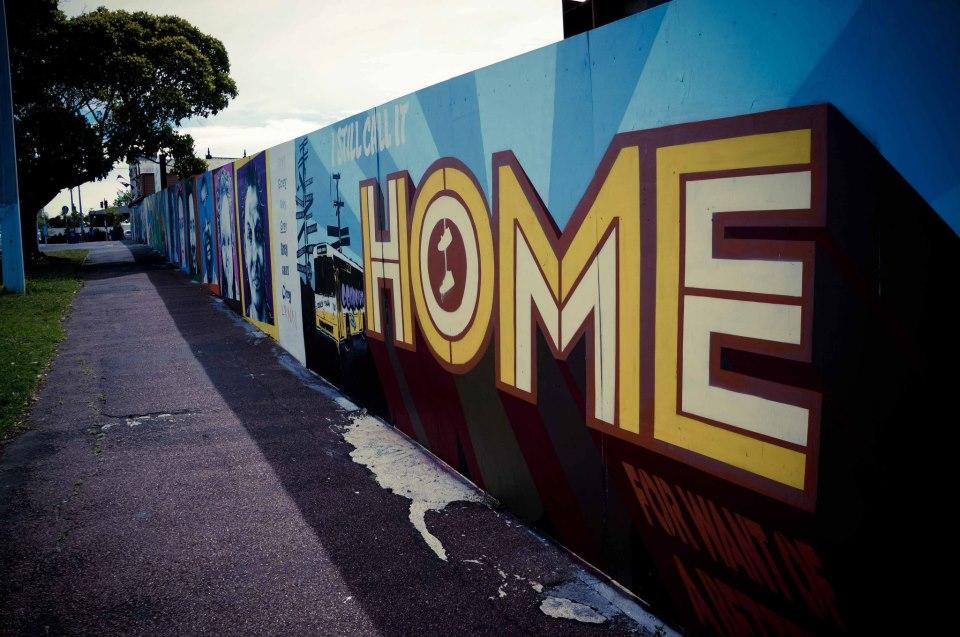 Auckland Street Mural