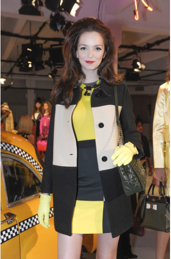 Kate Spade F/W 2013. Image: Fashionologie