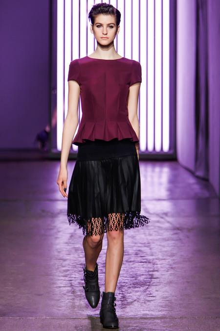 Rebecca Taylor F/W 2013. Image: Style.com