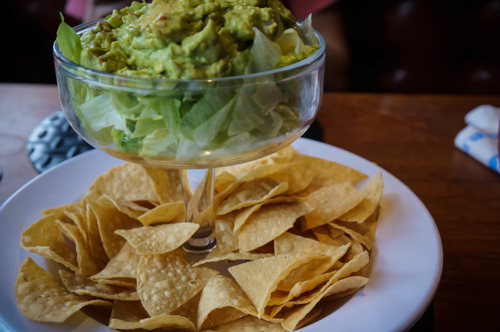 Mmmmm guacamole.
