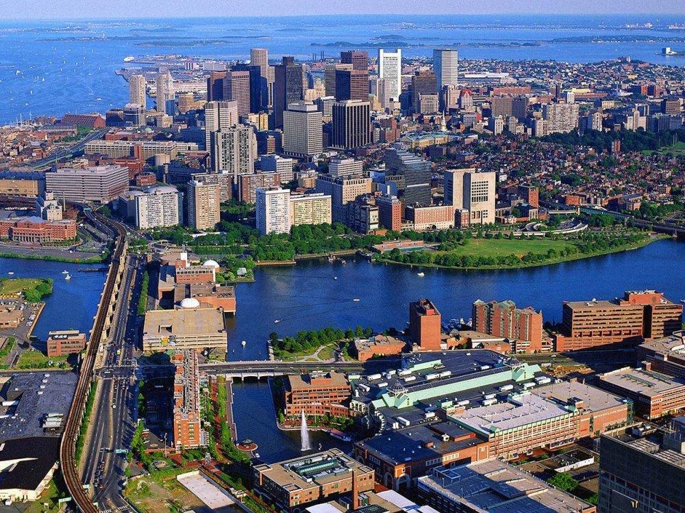 Boston. Image: Braco