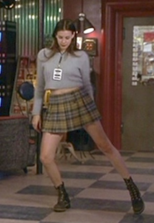 Liv Tyler in character as Corey. Image: So Hollywood Chic