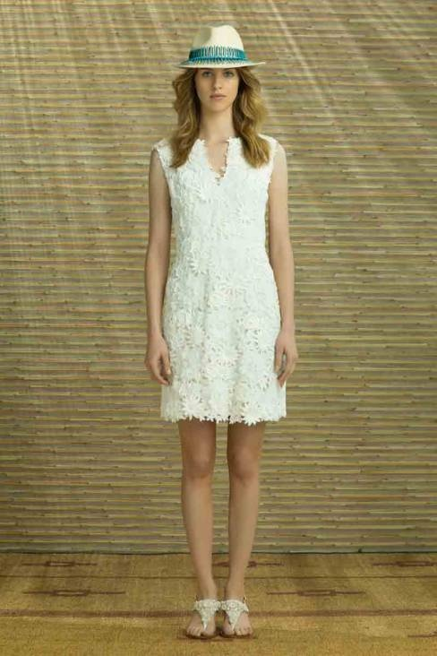 Tory Burch Resort 2014.