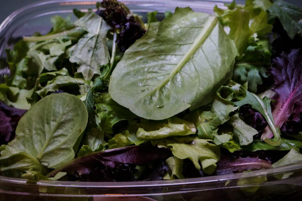 Lettuce...