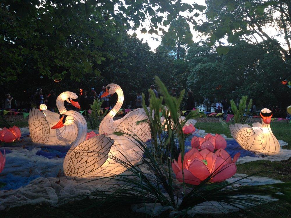 Amazing lanterns.
