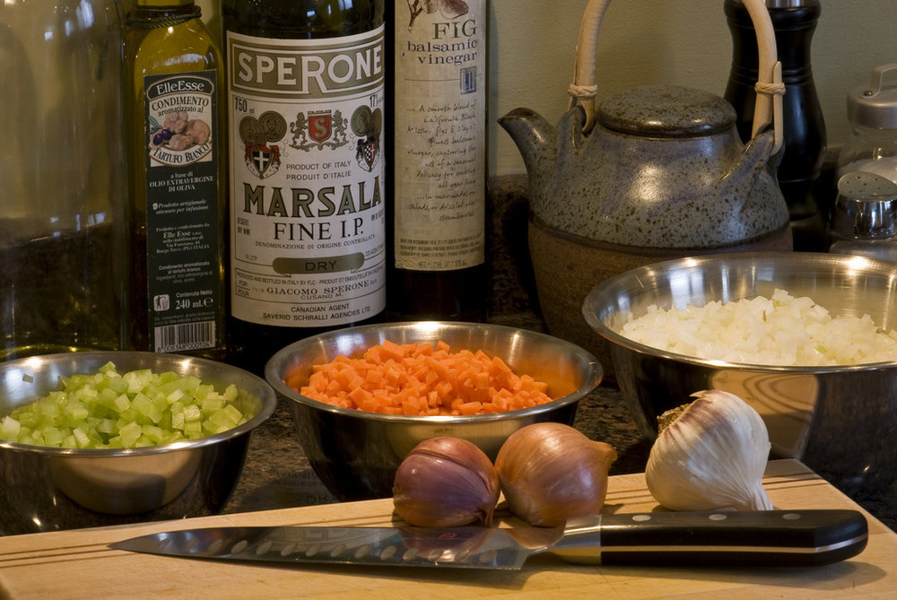 Mirepoix. Image:  Flickr/Madly in love with life