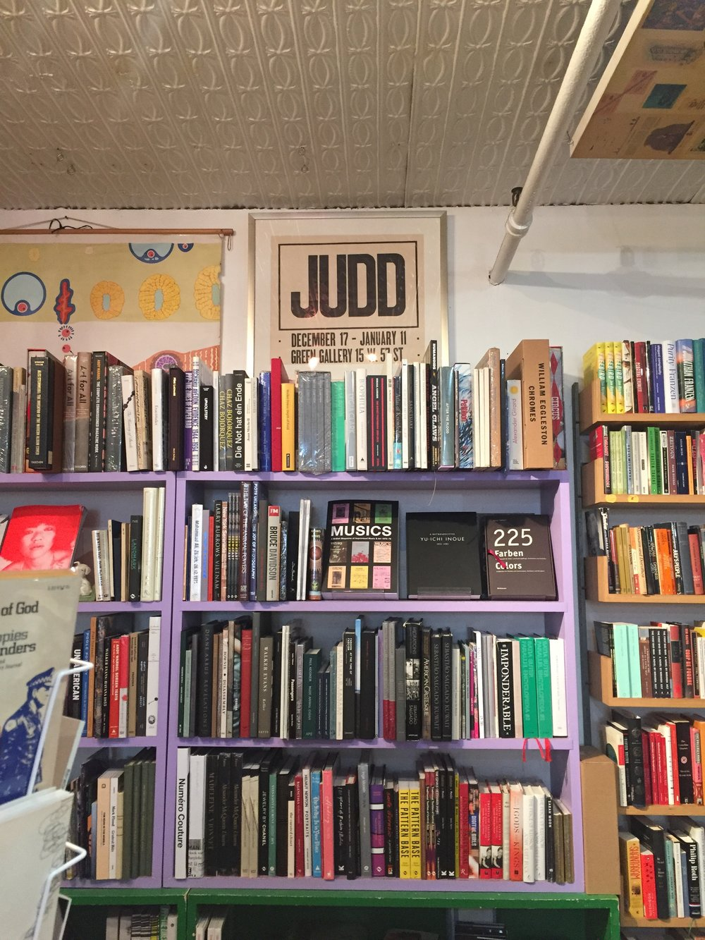 When you see your name in a adorable bookshop in Brooklyn, you take a picture.
