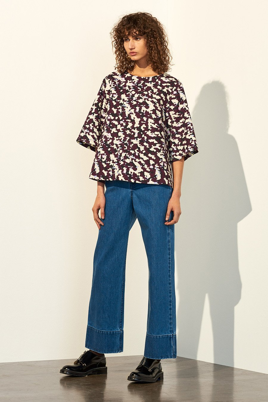 An ethical, well-priced, super-cute top. Image:  Kowtow