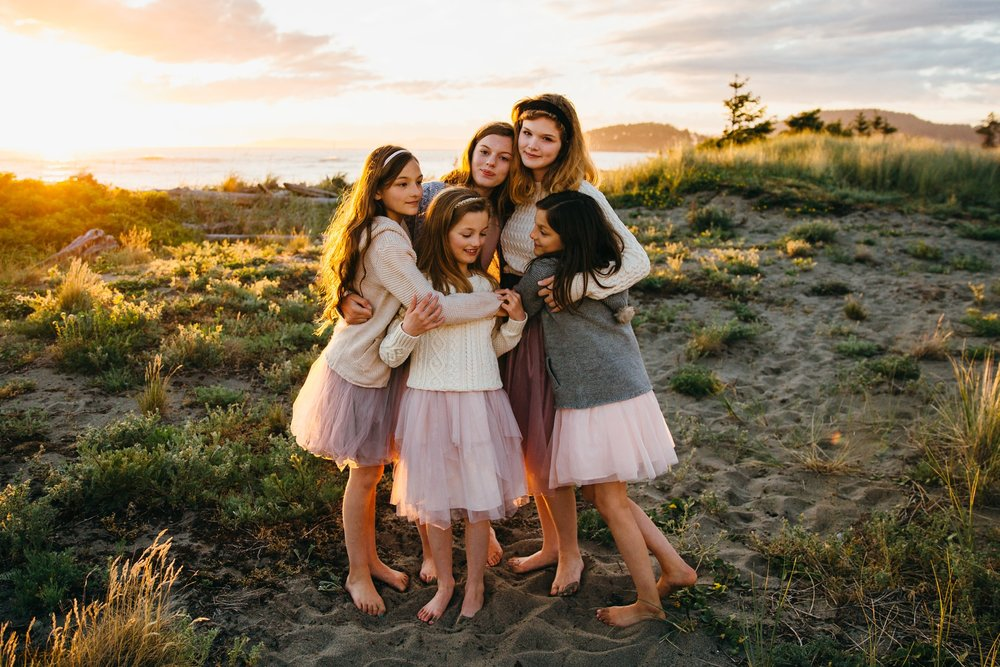 Family Photographer | Deception Pass State Park