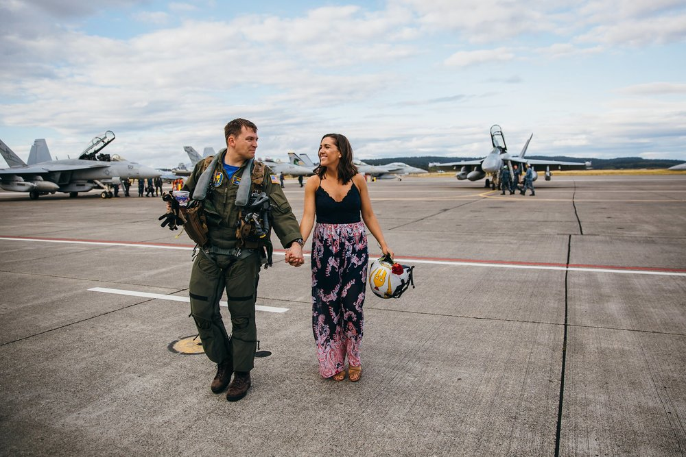 NAS Homecoming Reunion | Whidbey Island Photographer