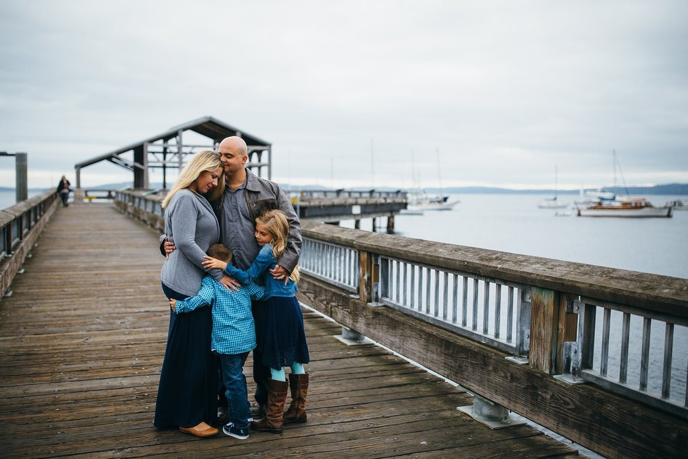 Washington Ferry Session | Whidbey Island Family Photographer