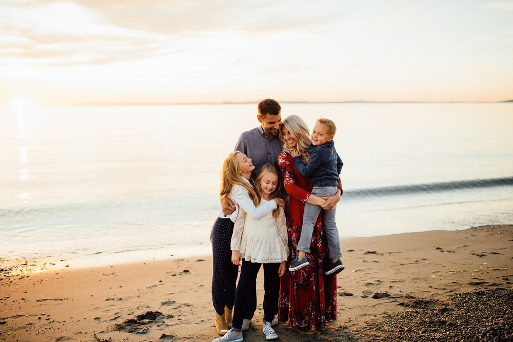 Whidbey Island Family Session | Kara Chappell Photography | Oak Harbor Photographer