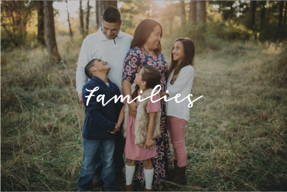 Whidbey Island family photographer families