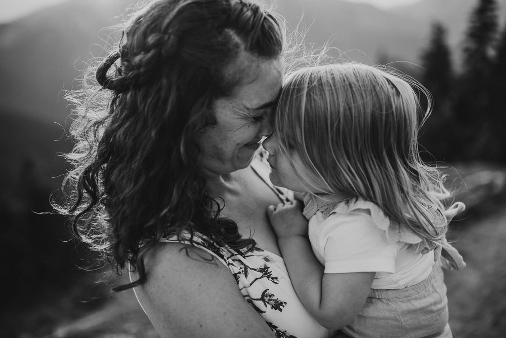 Whidbey Island family photographer
