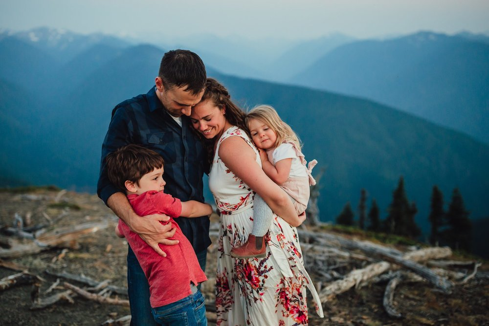 whidbey island family adventure photographer