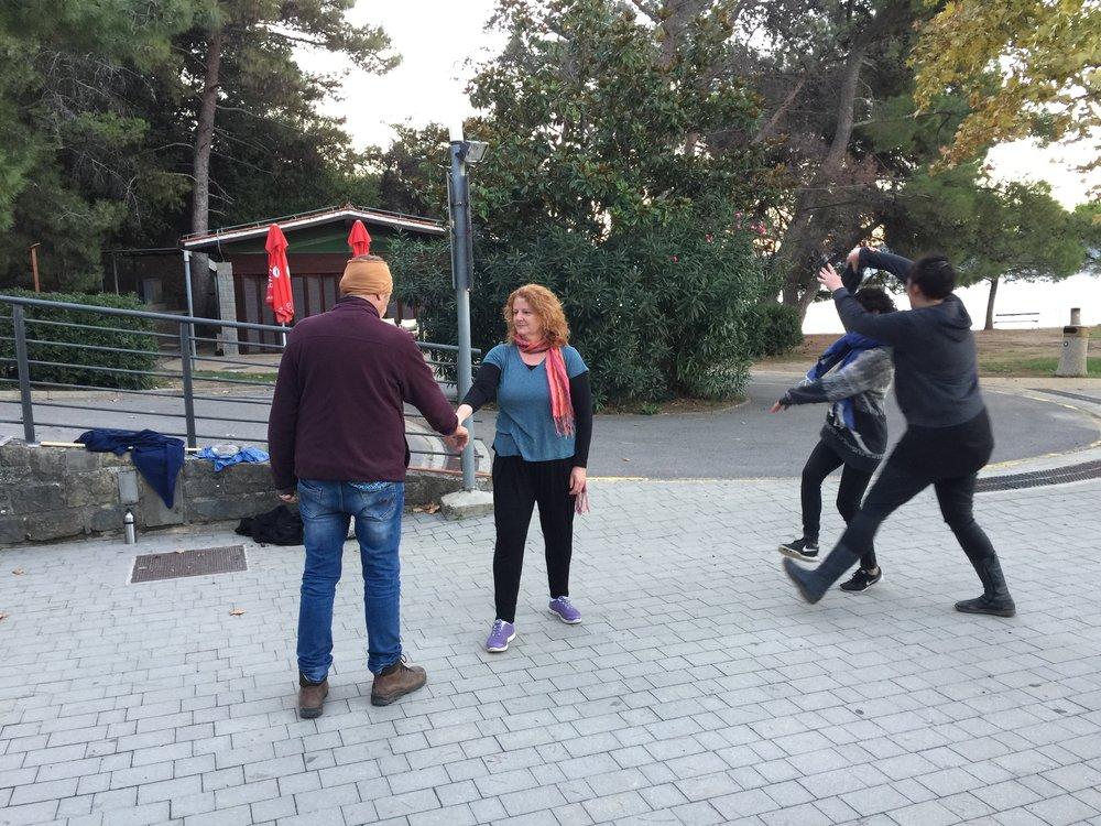 Ichio in real time Ankaran dojo.jpg